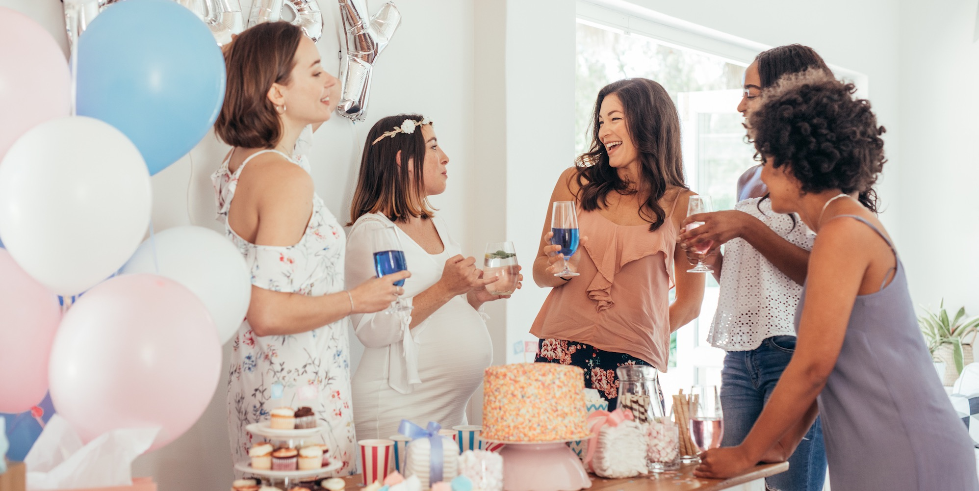 What Is A Baby Shower Background Planning And Etiquette