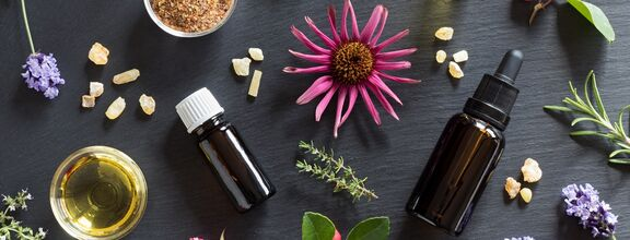Essential oils for menopause