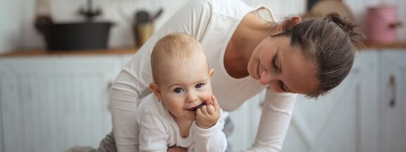 Babies' Breath: What Baby's Wheezing, Grunting, and Snoring