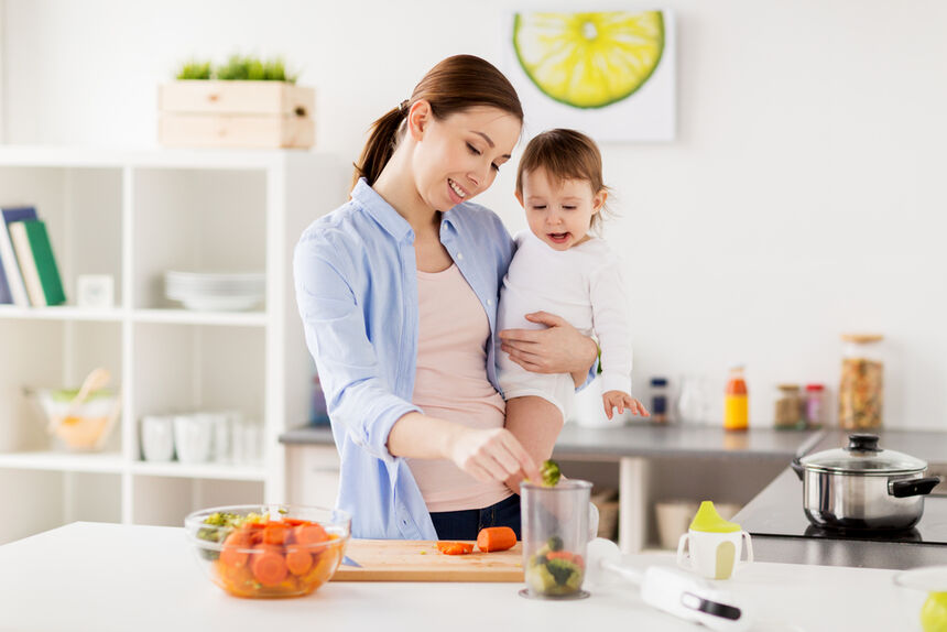 Baby Food for 11-Month-Olds: Menus, Recipes, and Ideas